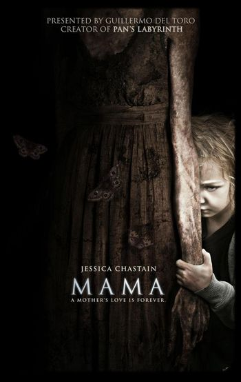 #Mama#scary#recommend#GuillermoDelToro