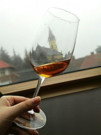 Wine Winelover Hungary Tokaj Church Alcohol Wine Tasting
