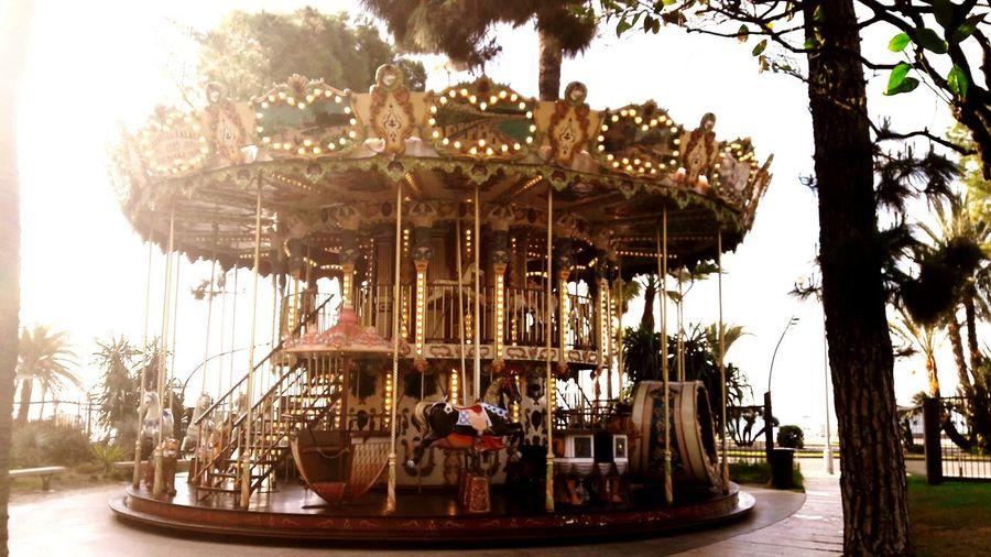 Vintage Vintage Fun..... Merrygoround