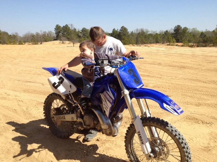 teach em early DirtbikesFuturepro SundayFunday