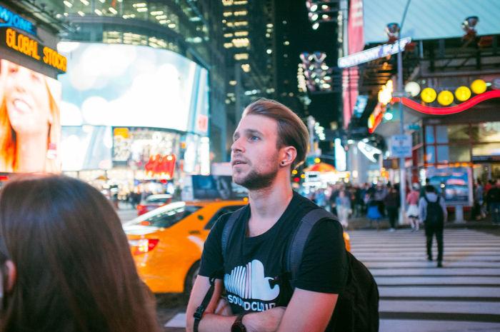 New York New York City Times Square NYC TimesSquare