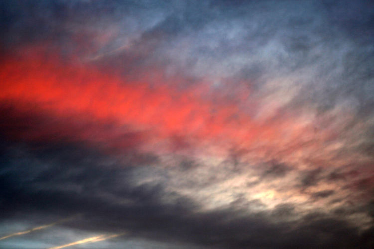 Backgrounds Beauty In Nature Cloud - Sky Clouds And Sky Cloudscape Day Morning Sky Morning Sky, Nature No People Outdoors Scenics Sky Sky Only Sunset Tranquility