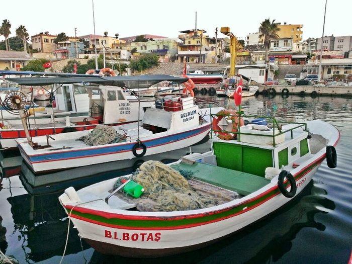 Fishing Boat Fishing Port Turkeyphotooftheday Streamzoofamily
