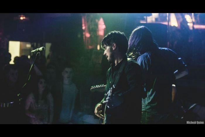 Theriptidemovement Dublin Music Bandphotography RockPhotography Musicphotography