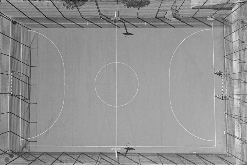 The Playground From Above Sport Geometric Shape Day Shape No People Built Structure High Angle View Circle Architecture Outdoors Full Frame Design Court Basketball - Sport Empty Sign Pattern Soccer Absence White Color Playground Equipment Playground Playground Structure Black And White Blackandwhite Photography Blackandwhite EyeEm Selects EyeEm Best Shots EyeEm Gallery Lines Playground From Above