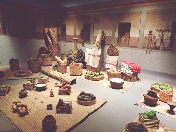 Food Museo Del Templo Mayor Mexico City
