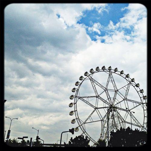 "That ""Ferris Wheel shot"". :)"