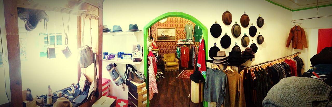 Herrenzimmer at Boom Jack Fashion Store