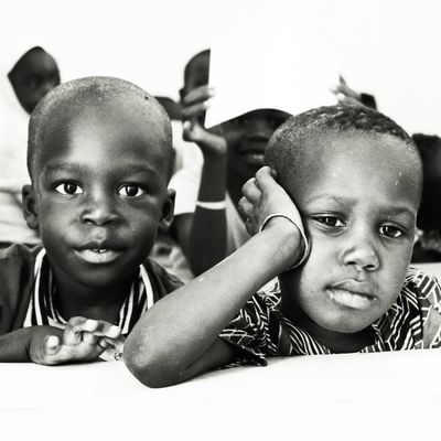 Black eyes 7/8 Africa School Childhood Boys Child Looking At Camera Portrait Togetherness Headshot
