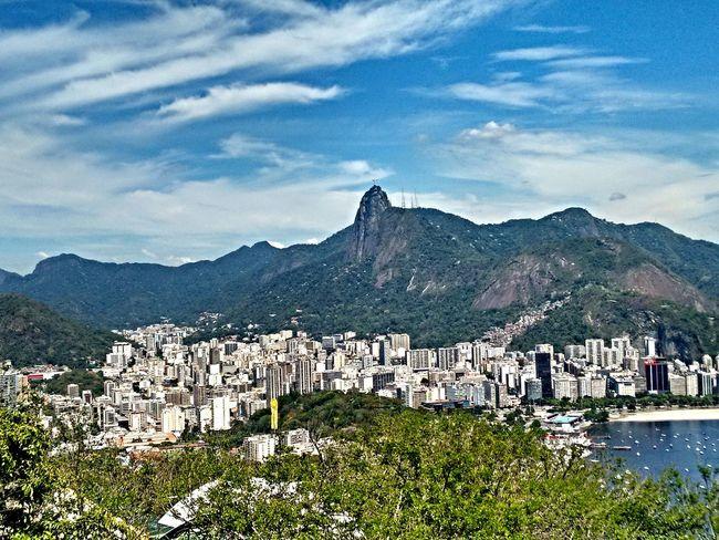 Rio De Janeiro Sky And Clouds