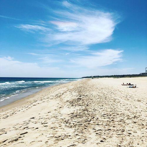 Land Beach Sky