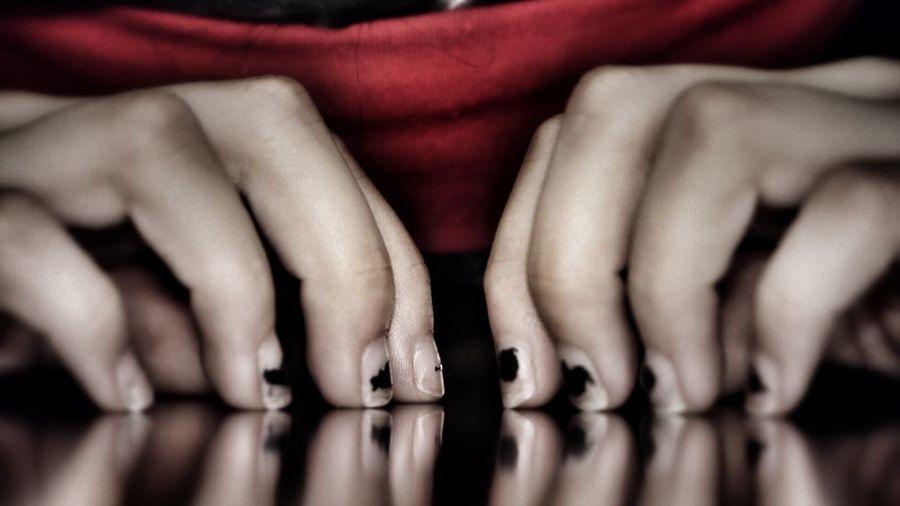 Dark Human Body