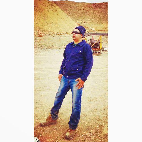 Mine Engneering Mining Exploration Survive Esfahanziba Iran♥ ميانسالي و بيابان