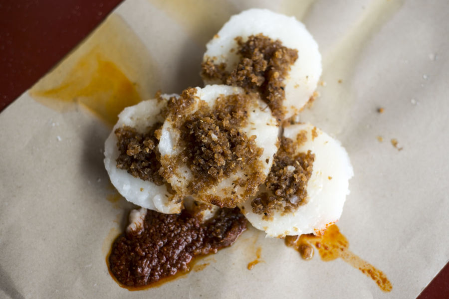 Breakfast Chwee Kuay Close-up Food Indulgence Meal My Favourite Breakfast Moment No People Ready-to-eat Served Serving Size Singapore Food Still Life Temptation My Favorite Breakfast Moment Street Food Worldwide