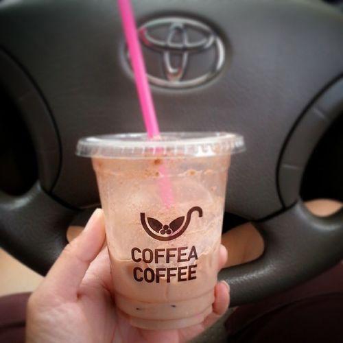 Tasty but too sweet ? Doublemocha Coffee Coffeeaddict Coffelover coffeacoffee