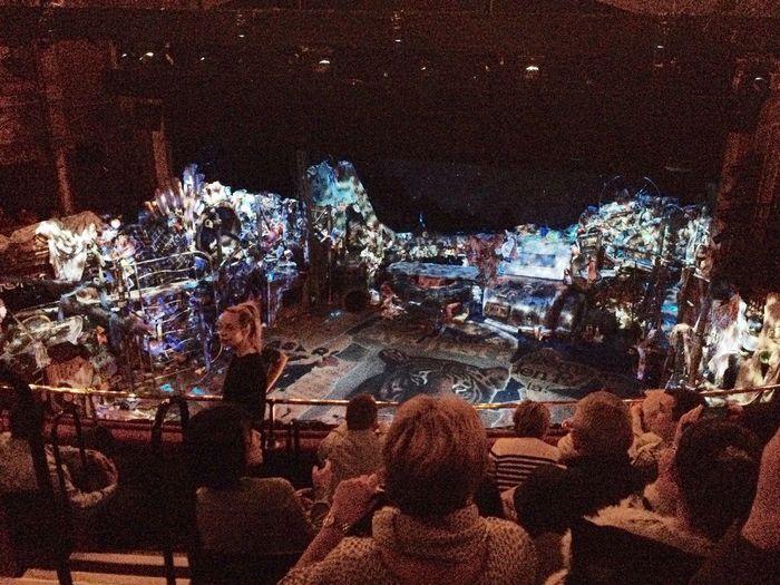 Cats Musical Nicole Scherzinger Theater