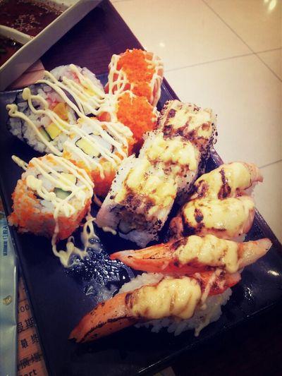 yummy Yummy HongKong Sushi Japanese