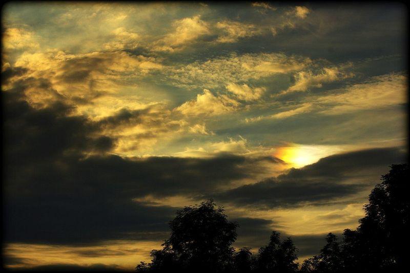 Sunset_madness Sky Mess First Eyeem Photo