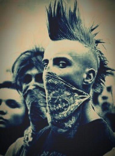 Mohawk Punk Punkrock Punks Punkrocker Punks Not Dead Punksnotdead Punk Rock Punk