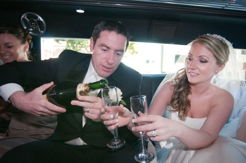 Irish Wedding In San Francisco. Celebration Sitting Wine Wedding Togetherness Bride Champagne Men Alcohol Indoors  Wineglass Well-dressed Lifestyles Friendship Life Events Group Of People Party - Social Event Day Adults Only Real People