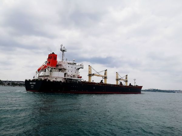 Sea Transportation Nautical Vessel Business Finance And Industry Freight Transportation Cloud - Sky Mode Of Transport Ship Water Outdoors Shipping  Day No People Beach Nature Industry Sky Offshore Platform Oil Pump bosforus