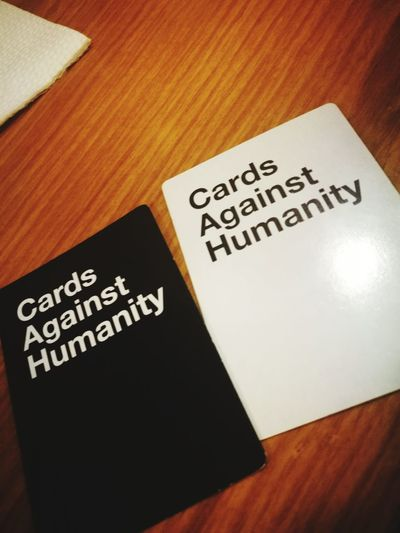 Cards Against Humanity Cards Against Humanity Is Well Out Of Control Already!  Card Games Cards