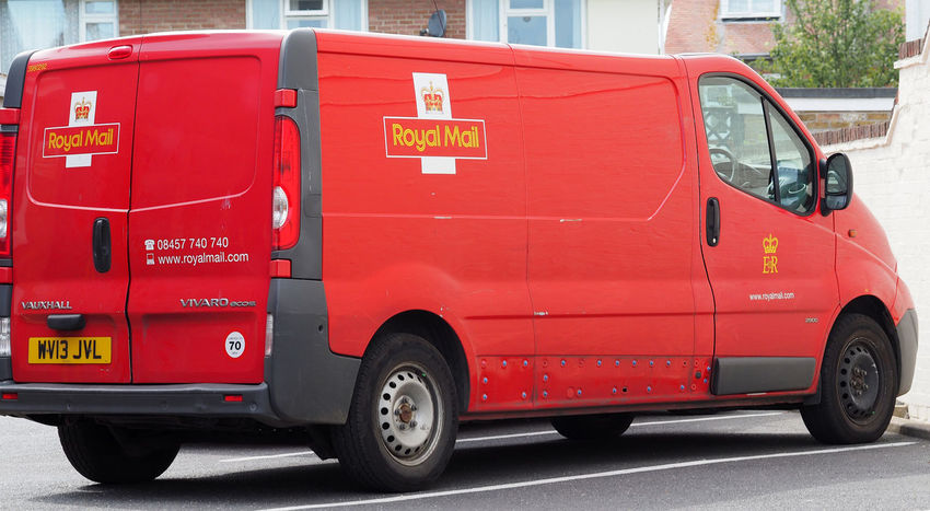 Day Delivery Van Land Vehicle No People Outdoors Red Red Vehicle Rescue Royal Mail Transportation Uk Postal System EyeEm LOST IN London Postcode Postcards