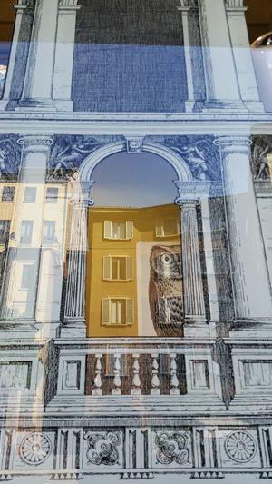Day Window Street No People Urban City Light Owl Milano Fornasetti Architecture Shop Modern Reflection Presence