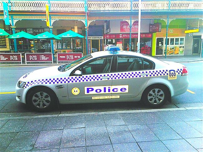 Police On The Scene SAPOL. HindleyStreet Hindley Street Intheinterestofpublicsafety No People No People! Check This Out Police Car Policia The Police Policecar Police Polizei Cops Polis Policecruiser Polizia Police Vehicle In The Interest Of Public Safety Big Brother Is Watching You Under Constant Surveillance Police Vehicles Big Brother Is Watching Big Brother Police Cars Call 000 Polizei Auto Police Patrol Polizeiauto