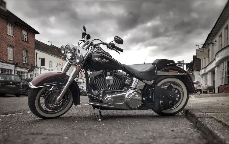 Harley Harleydavidson Motorcycle Harley Davidson