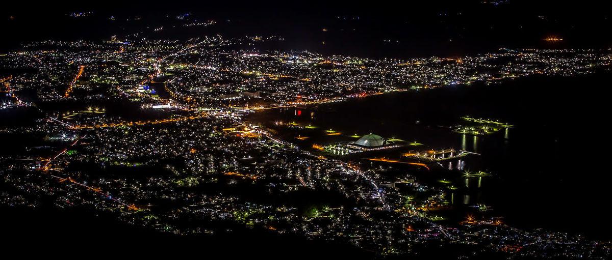 Mutsu City Of Mitsubishi Night View Nightphotography Canon Canonphotography Canon5Dmk3