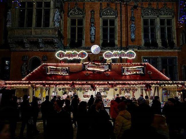 Wroclaw Igerswroclaw Jarmarkbozonarodzeniowy świąteczne Jarmark Stoisko Ludzie Christmas Christmasmarket People