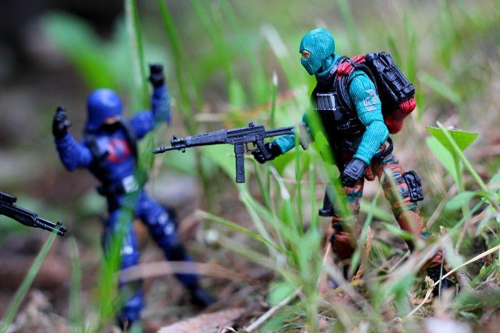 Beachhead Gijoeactionfigures Gijoe Cobra Cobra Trooper