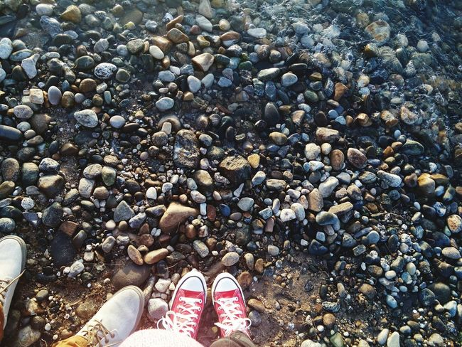 my love Shoe People Water Nature Real People Personal Perspective Human Leg Beach Summer Horizon Heaven Reflection Bleaksea Love Happy Amazing Day Nature