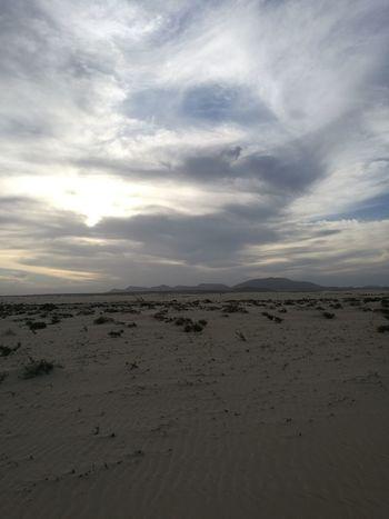Sand Dune Water Low Tide Sea Sunset Beach Sand Desert Wave Reflection