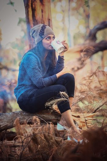 Autumn Love Nature Photography Nature_collection Wallhangings Creative Light and Shadow Artistic Expression Art is Everywhere Travel Photography Frames Art Gallery Autumn Mood Young Women Women Portrait Sitting Beauty Females Forest Autumn Beautiful People Fashion Posing Friend Fine Art Portrait Artist's Model Thoughtful Boho My Best Photo
