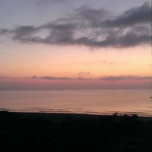 Gündoğumu 😉😃 Sunrise Puissont Sea Cloud