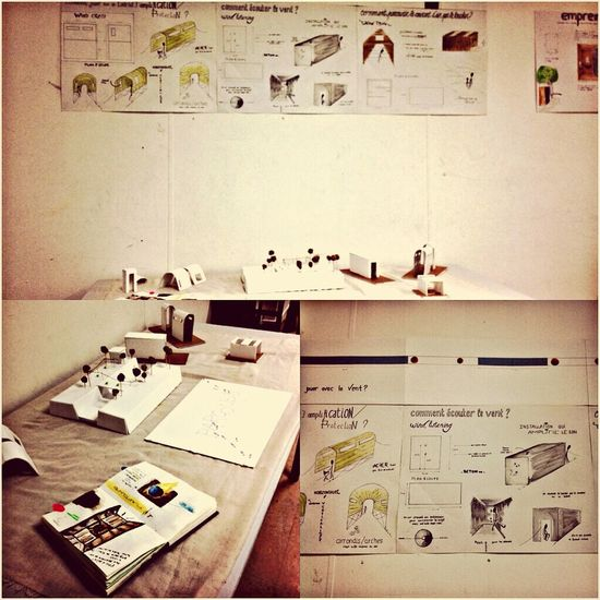 Projet parcours kinesthésique Architecture Manaa Project Art, Drawing, Creativity
