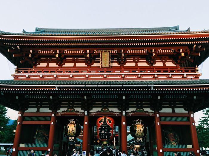 浅草 Architecture