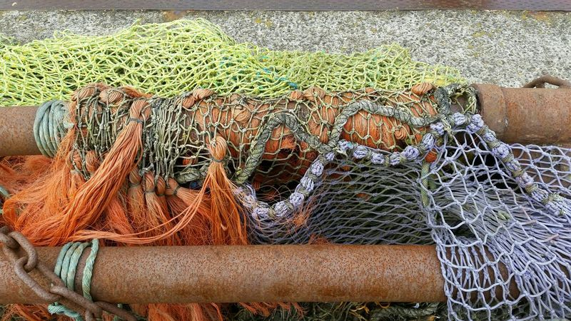 Colorful Colours Grid Net Sailor Ship Yard Bay Neuharlingersiel Rope By The Sea Rust Simple Beauty Cordage Orange Brown Nordsee No Filter Places Tauwerk Trip