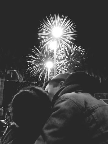 Love and fireworks are in the air. Fireworks San Francisco Enjoying Life Love