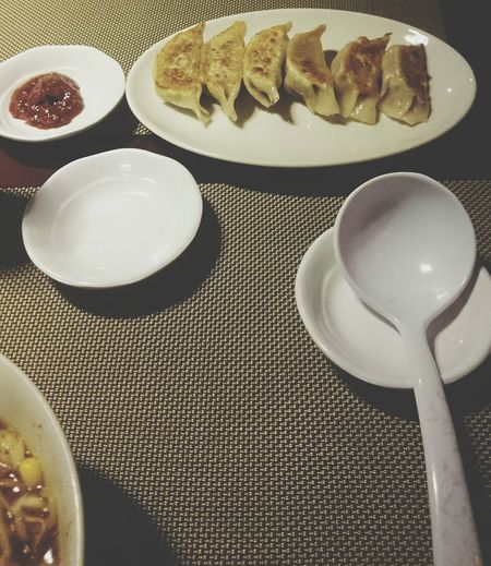 Nothins is better than food~~~ Gyoza Food Japanesefood