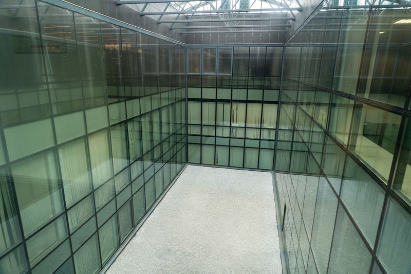 Glass Office