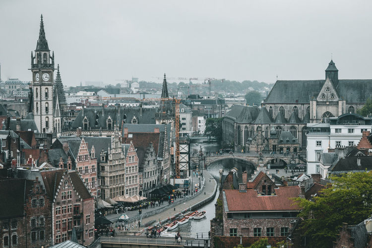 Ghent from
