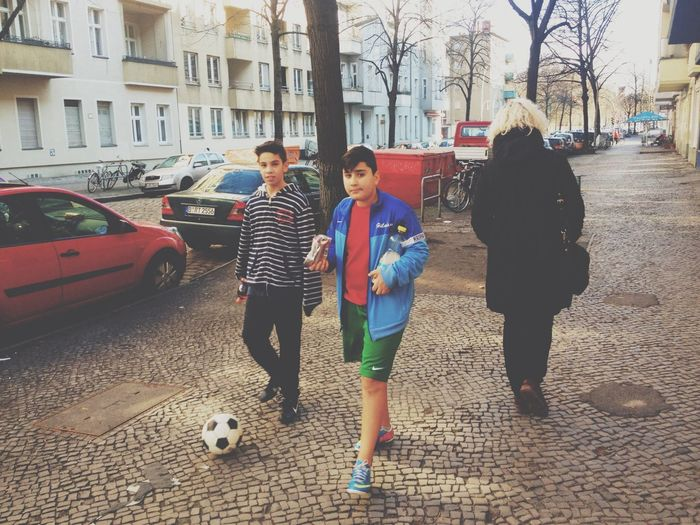Kids in Berlin