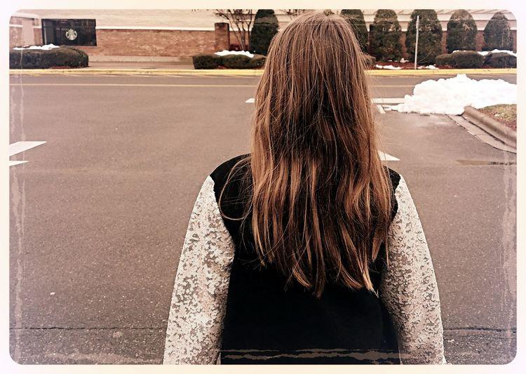 Sequin Sleeves Sequin Sleeves Sequins Silver  Sparkle Girl Hair Longhair Brunette Salon WavyHair One Person Shopping Walking Portrait From Behind Walk Forward Goforward