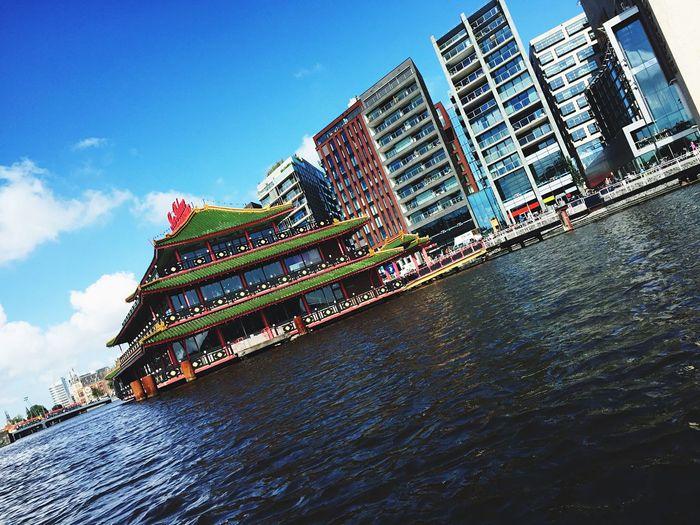 Sea Palace Amsterdam First Eyeem Photo