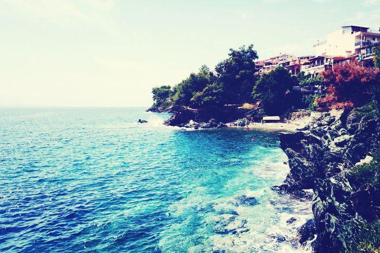 Neos Marmaras beach First Eyeem Photo