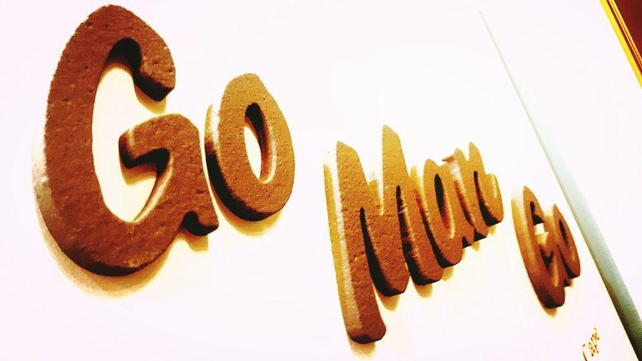 Go Man Go!