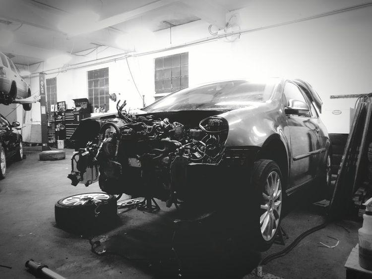 Fixing her heart VW GTI Golf Mk5 Fsi Volkswagen Engine